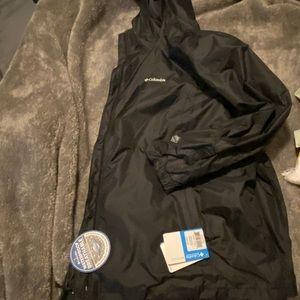 Columbia Arcadia II Jacket New w/tags. Waterproof